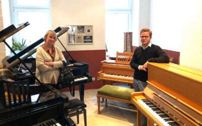 Digitalisierung im Klavierbau – dann klappt's auch mit dem Nachbarn!